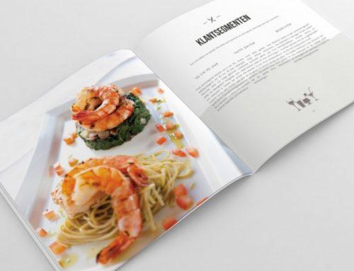 Alberto's Italian Brochure